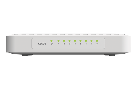 Netgear 8Port Switch Gigabit