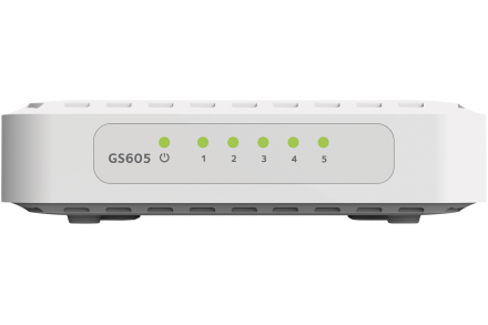 Netgear 5 Port Gigabit Ethernet Unmanaged