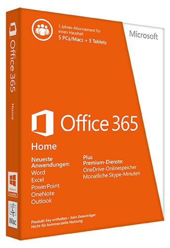 Microsoft Office 365 Home FPP