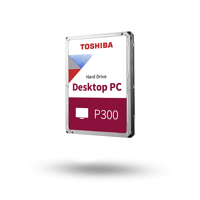 Toshiba P300 500 GB Desktop PC HDD