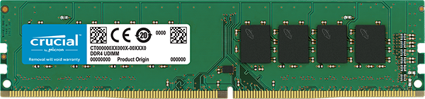 RAM DDR4 8GB / PC2666-15 /UB/ Crucial