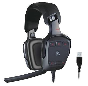 Logitech G35 Surround-Sound-Headset