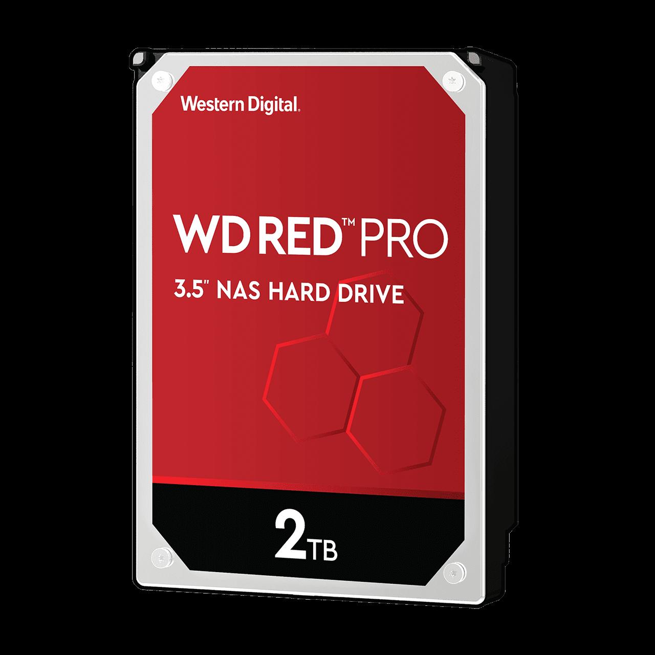WesternDigital Festplatte WD Red Pro