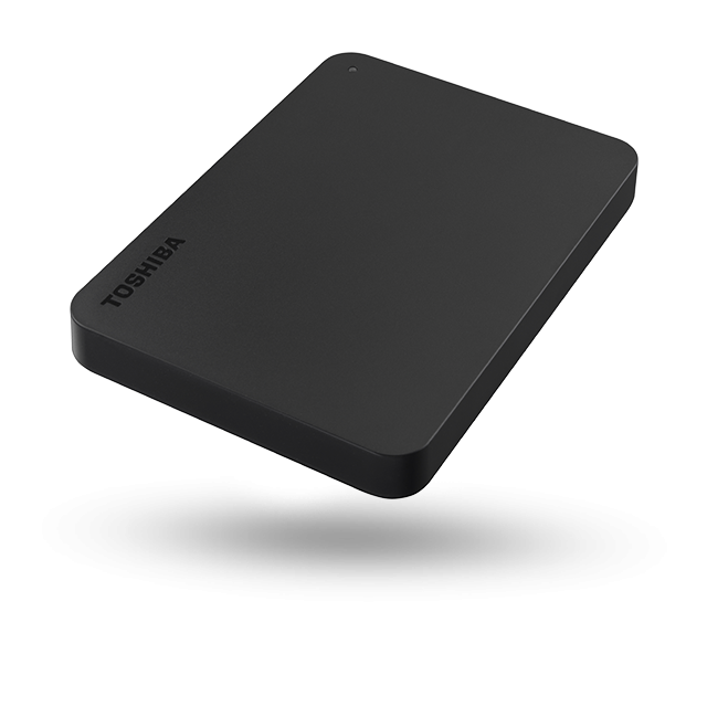 Toshiba CANVIO Basics, 500 GB Externe Festplatte, HDD