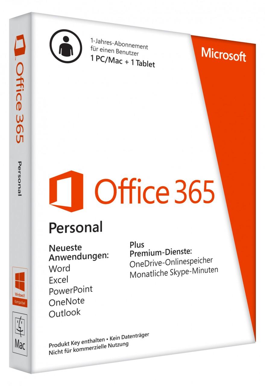 Microsoft Office 365 Personal FPP