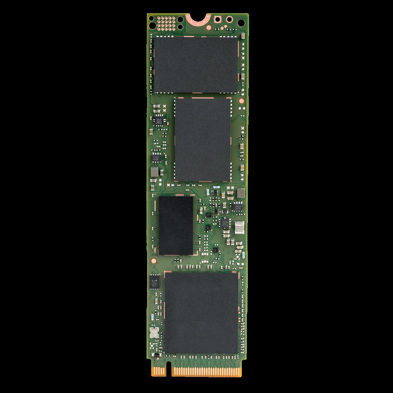 SSD 512GB Intel 6000P Serie M2