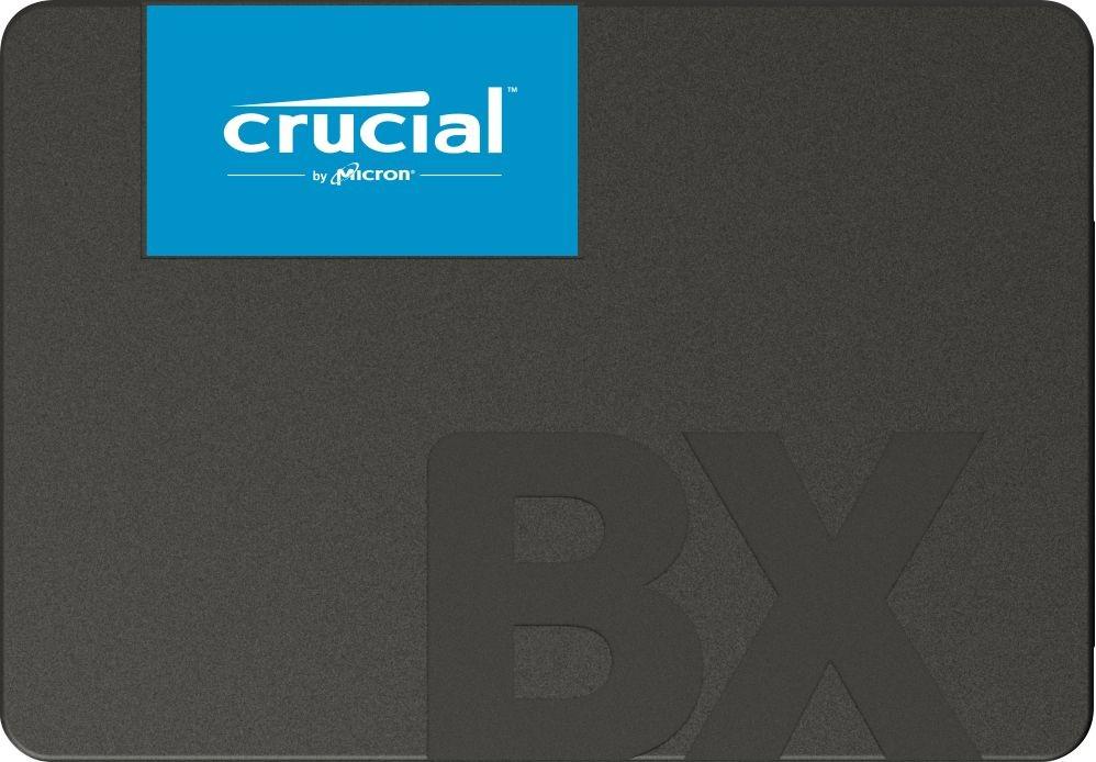 """SSD 2.5"""" 480GB Crucial BX500 Series SATA 3 Retail"""