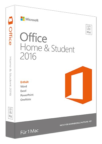 Microsoft Office 2016 Home and Student FPP