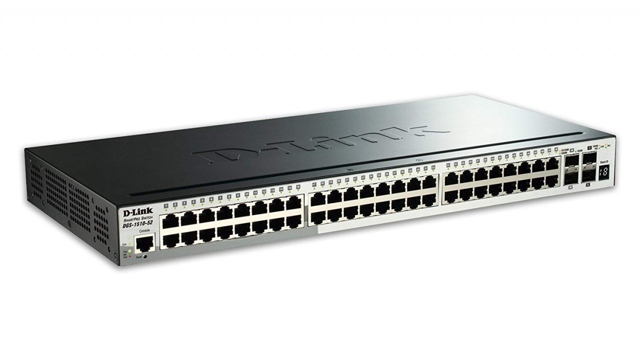 D-Link DGS-1510 52-Port