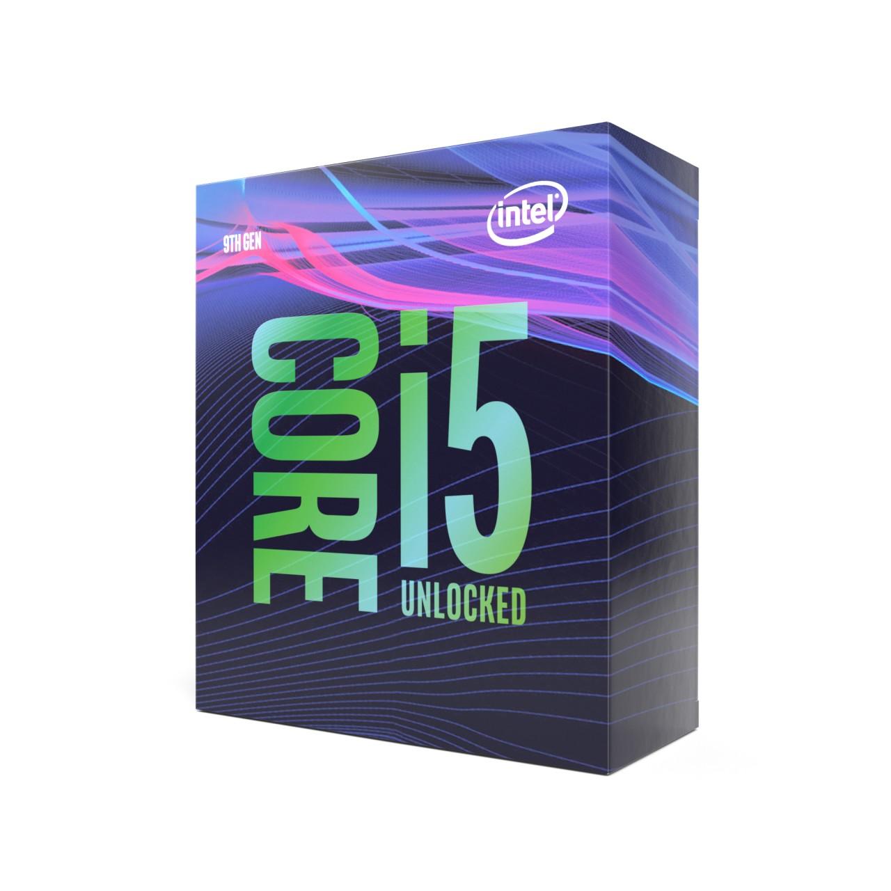 CPU Intel Core i7 9600KF 3,7GH