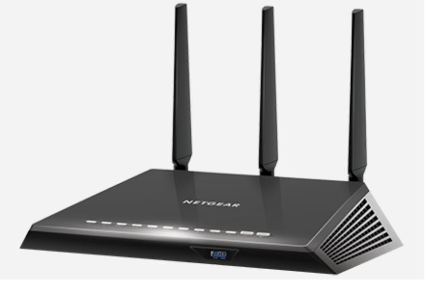 Netgear Dual-Band Gigabit WLAN Router