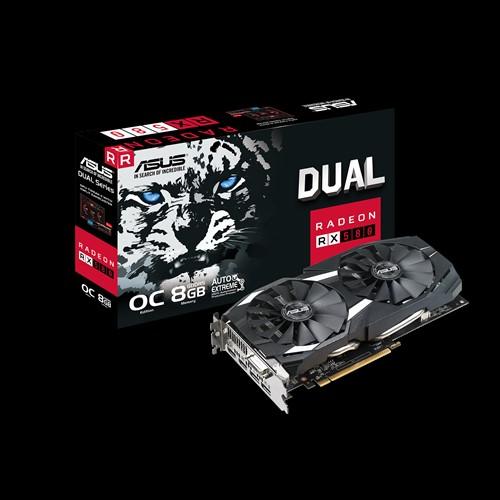 AMD Radeon RX 580 Grafikkarte