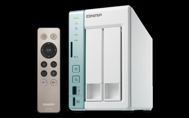 NAS QNAP TS-251A-2GB
