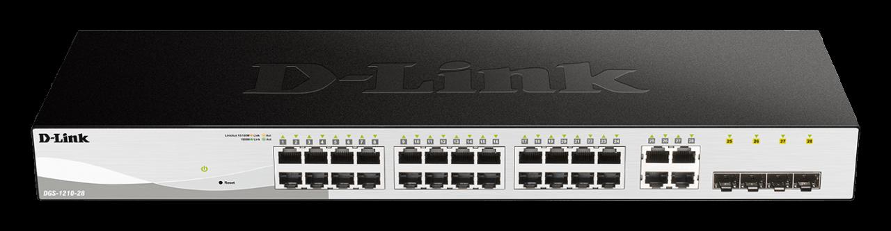 D-Link DGS-1210 28-Port