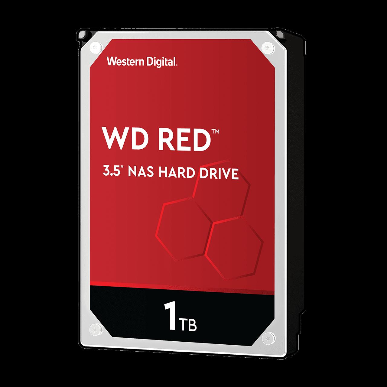 WesternDigital Festplatte WD Red