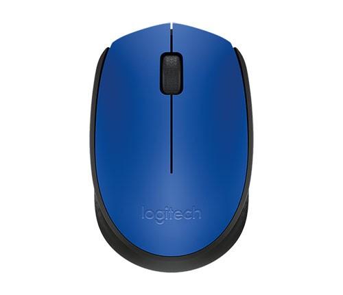 Logitech M171 Kabellose Maus, blau-schwarz