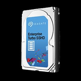 Seagate SAS Hybrid Hard Drive