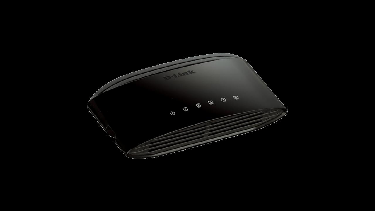 D-Link DES-1005 5-Port Desktop