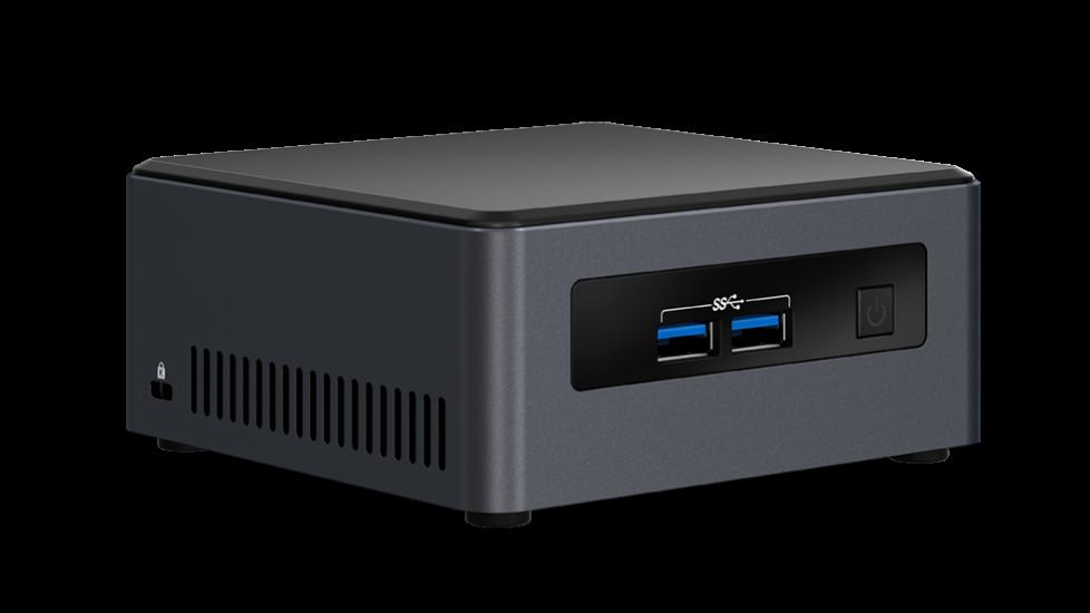 Intel NUC-Kit 7I3DNH2E Bulk