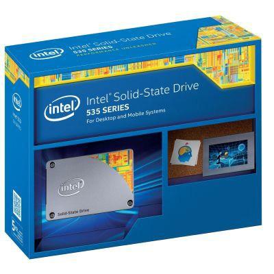 E-SSD 240GB Intel 535 Serie