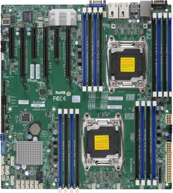 Supermicro MBD-X10DRI-B