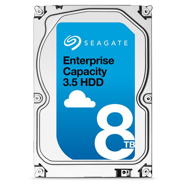 Seagate Enterprise Capacity 3.5 8TB