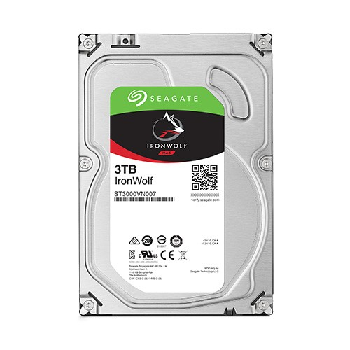 Seagate IronWolf NAS HDD 3TB