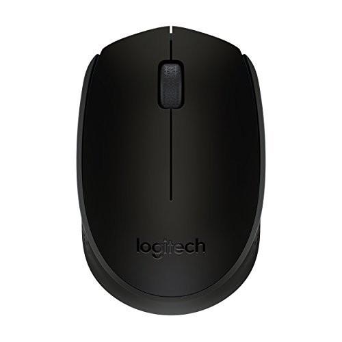 Logitech Wireless Mouse B170, schwarz