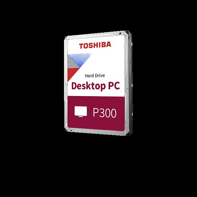 Toshiba HDWD130UZSVA 3TB, Festplatte