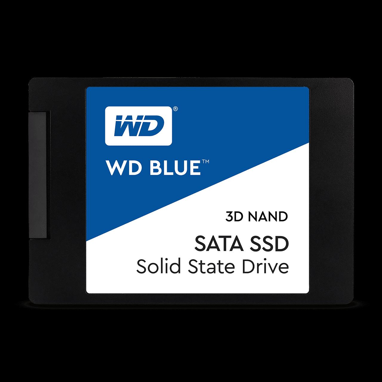 Western Digital, 2 TB Interne Festplatte, SSD