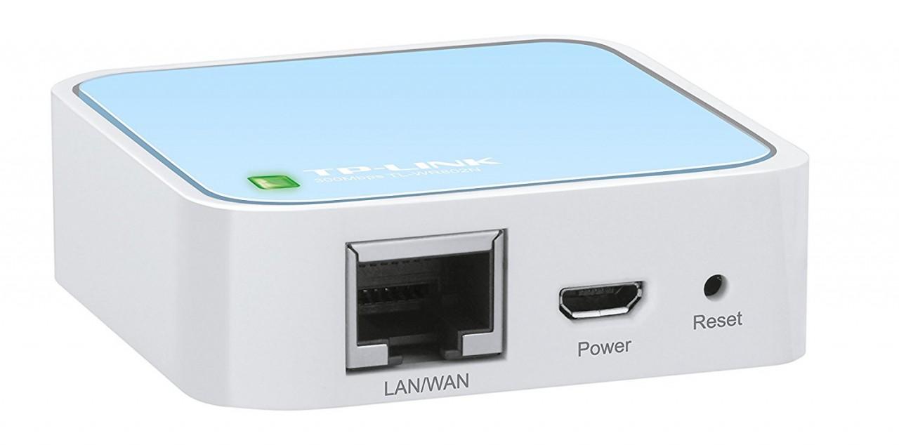 TP-Link WLAN 300N Router Nano