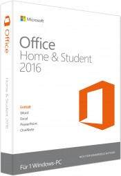 Microsoft Office 2016 Home and Student PKC